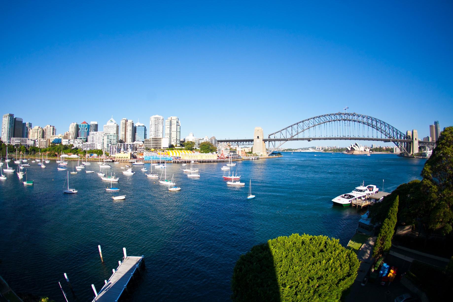 Harbourside Car Park Darling Harbour Sydney