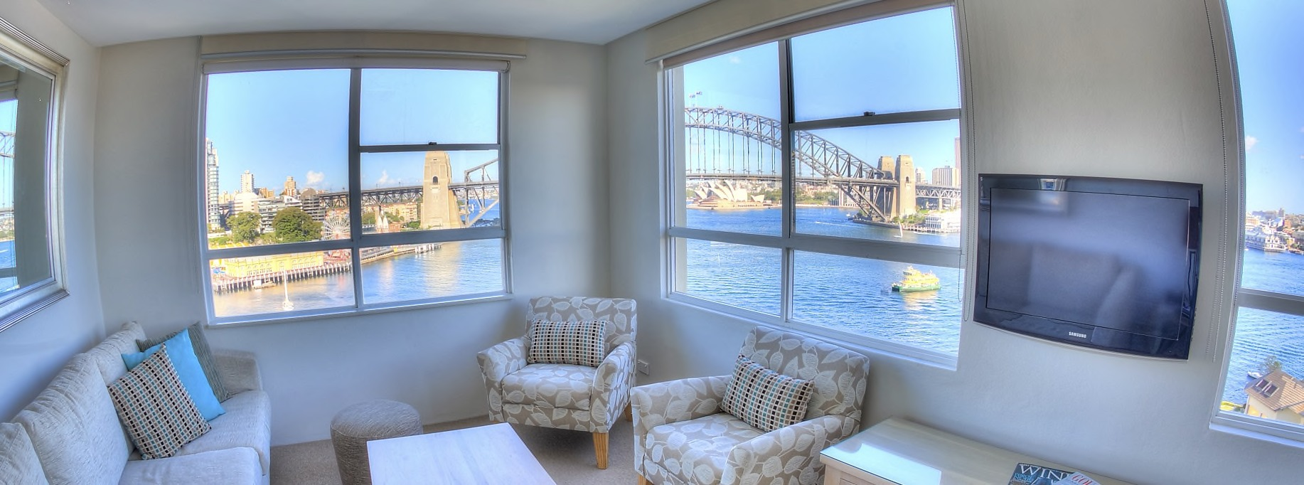 photo of serviced apartment in Sydney